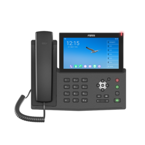 Fanvil X7A Android Touch Screen IP Phone - Hong Kong Supplier - Sipmax Technology Group - Fanvil Hong Kong - 香港代理