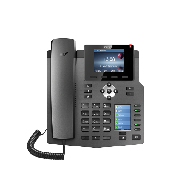 Fanvil X4 IP Phone (POE) - Fanvil Hong Kong - 香港代理