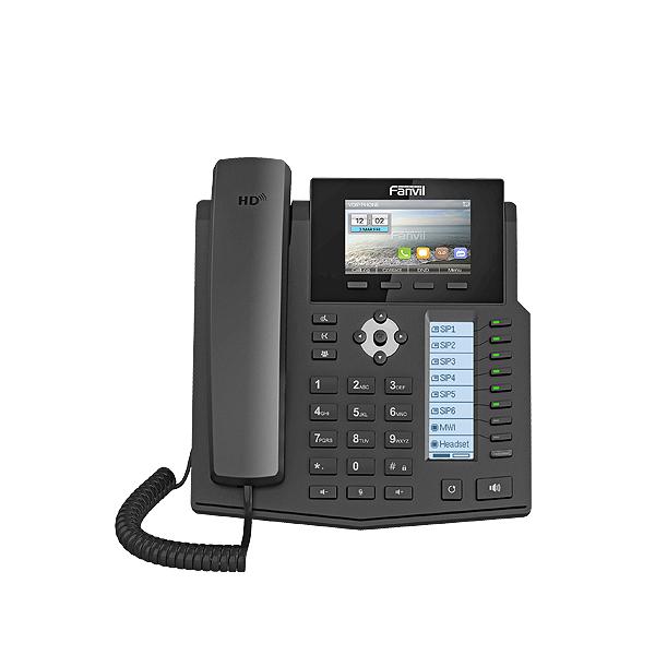 Fanvil X5S IP Phone (Gigabit & POE) - Fanvil Hong Kong - 香港代理