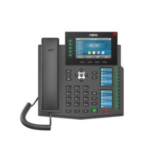Fanvil X6U IP Phone (Gigabit, POE & Bluetooth) - Fanvil Hong Kong - 香港代理