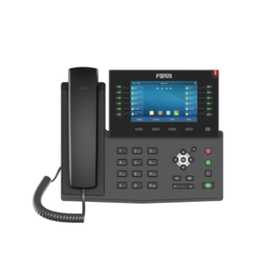 Fanvil X7C 5″Color Screen Gigabit IP Phone (POE) - Fanvil Hong Kong - 香港代理