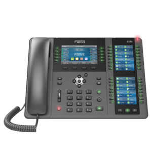 Fanvil X210 IP Phone (For operator) - Fanvil Hong Kong - 香港代理